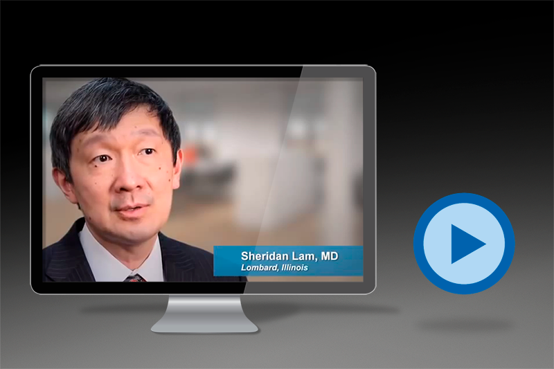 Video of Dr. Sheridan Lam