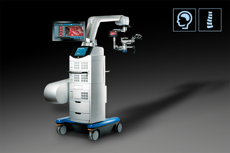 Haag-Streit Surgical - medical operating microscopes and