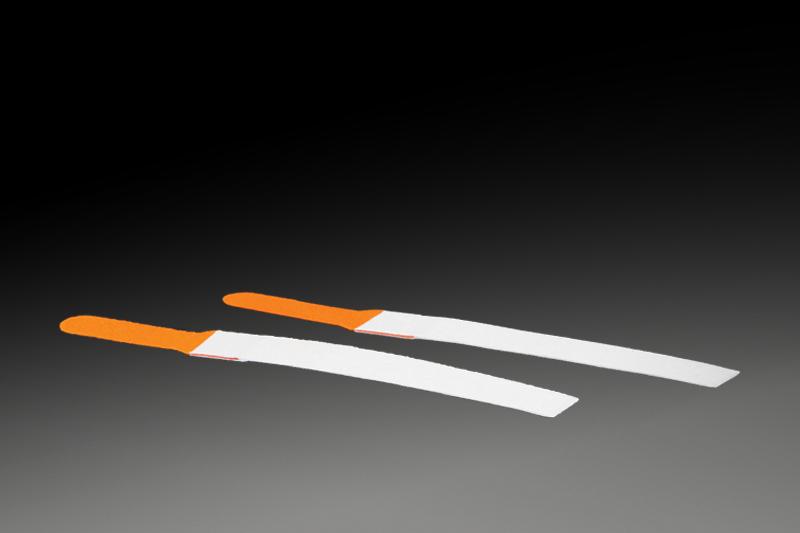 fluorescein Haag strips streit