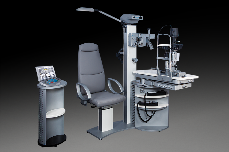 Ophthalmic furniture