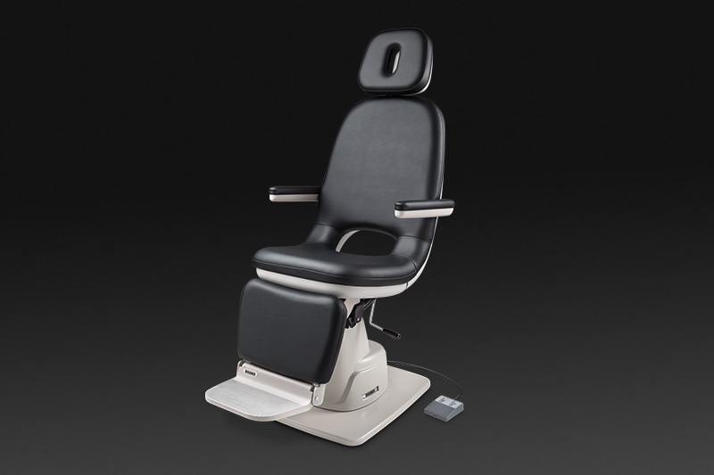 Reliance 520 exam chair in black