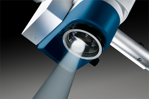 Xenon lamp on the 3-1000 surgical microscope