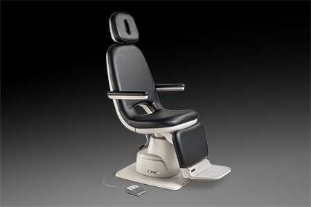 Reliance 522 exam chair in black