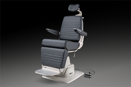 Reliance 6200 exam chair in black