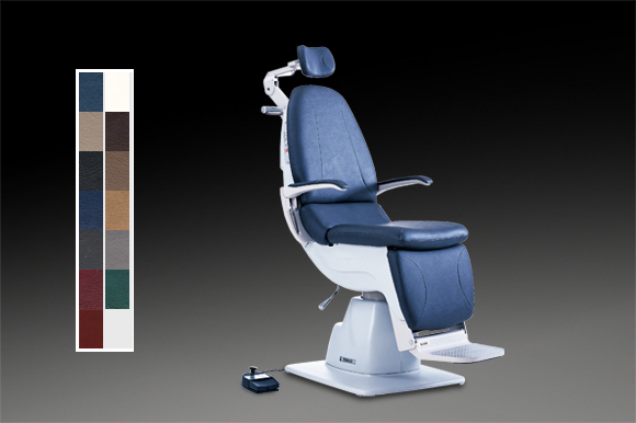 Color and Headrest Options