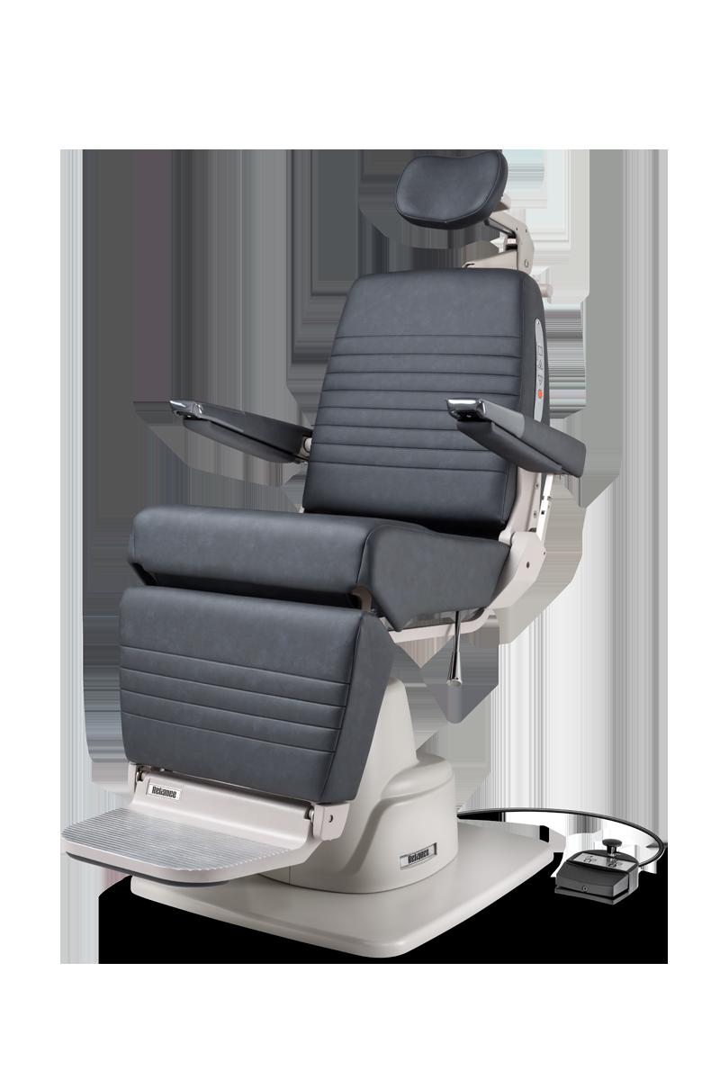 refurbished medical exam chairs. reliance 6200 exam chair refurbished medical chairs
