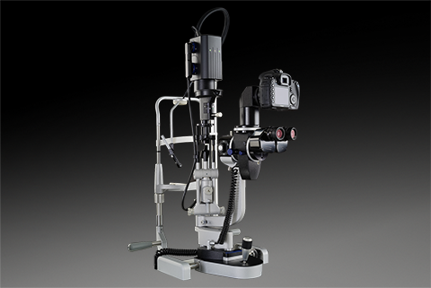 Haag-Streit diagnostic slit lamps