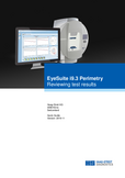 Quick Guide EyeSuite Perimetry Reviewing test results