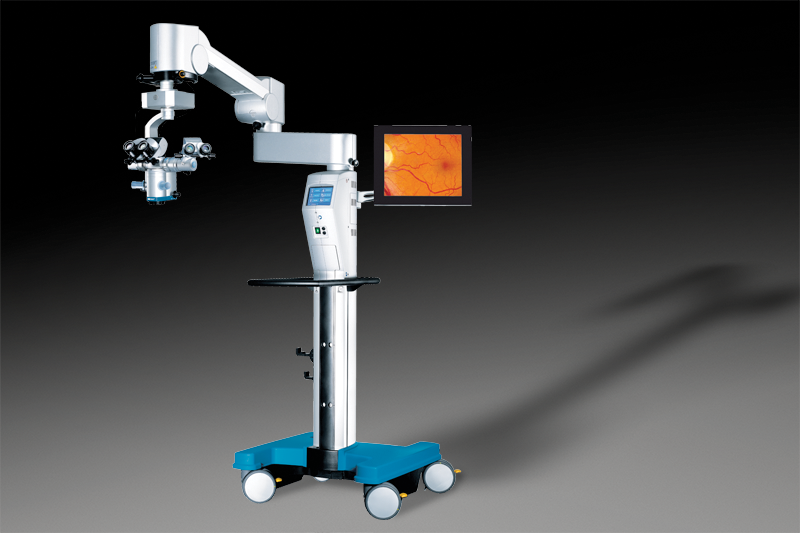 FS 1-12 microscope stand