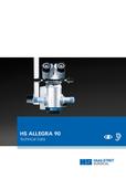 Data sheet HS ALLEGRA 90